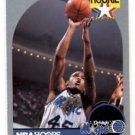 Michael Ansley RC Trading Card Single 1990 Hoops #215 Magic
