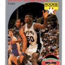 David Robinson RC Trading Card Single 1990-91 Hoops #270 Spurs