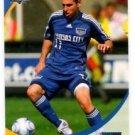 Kurt Morsink Trading Card Single 2008 Upper Deck MLS #142 Wizards