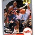 John Morton RC Trading Card Single 1990 Hoops #77 Cavaliers
