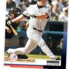Jason Giambi  Trading Card Single 2004 Leaf Second Edition #58 Yankees