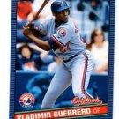 Vladimir Guerrero SP Trading Card Single 2002 Donruss Originals #315 Expos
