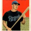 Aaron Guiel Trading Card Single 2004 Cracker Jack #174 Royals
