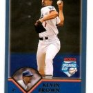Kevin Brown Trading Card Single 2003 Topps Opening Day #106 Dodgers