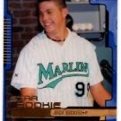 Josh Beckett RC Star Rookie Trading Card 1999 Upper Deck #13 Marlins Red Sox