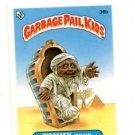 Tommy Tomb License Back Sticker 1985 Topps Garbage Pail Kids UK Mini #36b