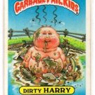 Dirty Harry Double Star Variation Sticker 1985 Topps Garbage Pail Kids #52a VG