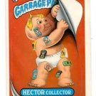 Hector Collector Sticker 1986 Topps Garbage Pail Kids #248a NMT+