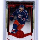 Scott Hartnell Ruby RC  2015-16 Upper Deck Artifacts #24 Blue Jackets 077/399