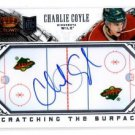Charlie Coyle Scratching The surface 2013-14 Panini Crown Royale #SCCOY Wild
