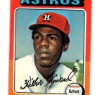 Wilbur Howard Trading Card Single 1975 Topps #563 Astros