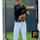 Kevin Newman Refractor Parallel SP 2015 Bowman #84 Pirates