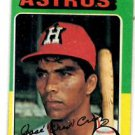 Jose Cruz Trading Card Single 1975 Topps #514 Astros VGEX