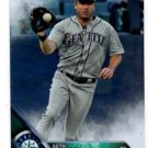 Seth Smith Rainbow Foil Parallel SP 2016 Topps #348 Mariners