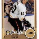 Corey Perry Trading Card Single 2008-09 OPC #59 Ducks