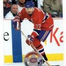 Pierre Turgeon Trading Card Single 1996-97 Donruss #17 Canadiens