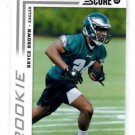 Bryce Brown RC Trading Card Single 2012 Score #389 Eagles