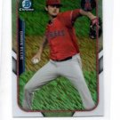 Chris Ellis Farms Finest Insert 2015 Bowman Chrome #FFMCEL Angels