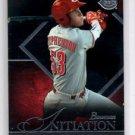 Tyler Stephenson Initiation Thick SP 2015 Bowman Draft #BI-10 Reds