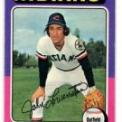 John Lowenstein Trading Card Single 1975 Topps #424 Indians EXMT