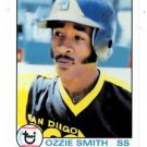 Ozzie Smith Berger's Best Trading Card Single 2016 Topps #BB26 Padres