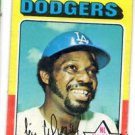 Jim Wynn Trading Card Single 1975 Topps #570 Dodgers VG