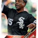 Levar Burton Frist Pitch Trading Card Single 2016 Topps #FP13 White Sox