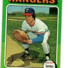 Jim Sundberg RC Trading Card Single 1975 Topps #567 Rangers NMT