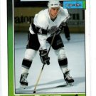 Rob Blake Trading Card Single 1991-92 OPC #6 Kings SR