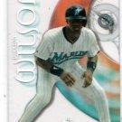Preston Wilson SP Trading Card Single 1999 Skybox EX Century #103 Marlins
