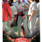 Cole Hamels 100 Years Of Wrigley Insert 2016 Topps #WRIG21 Phillies
