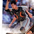 Buster Posey Berger's Best Trading Card Single 2016 Topps #BB65 Giants