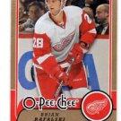Brian Rafalski Trading Card Single 2008-09 OPC #124 Red Wings
