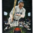 Babe Ruth Legends of the Game Insert 2009 Topps #LG7 Yankees NMT