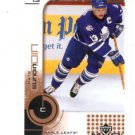 Mats Sundin Trading Card Single 2002-03 Upper Deck MVP #175 Leafs
