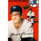 Hank Bauer Trading Card Single 2005 Topps All Time Fan Favorites #103 Yankees