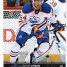 Jujhar Khaira Young Guns RC SP  2015-16 UD Series 2 #456 Oilers