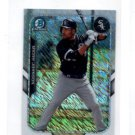 Micah Johnson Farms Finest Insert 2015 Bowman Chrome #FFMMJ White Sox