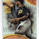 Josh Harrison Pressed Into Service Insert 2016 Topps #PIS7 Pirates