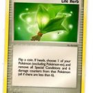 Life Herb Uncommon Trainer Pokemon Ex FireRed and LeafGreen  #93/11 x1