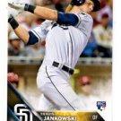 Travis Jankowski RC Trading Card 2016 Topps #184 Padres