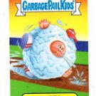 Spit Bill Mascot Sticker SP 2015 Topps Garbage Pail Kids #3
