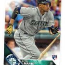 Ketel Marte RC Trading Card Single 2016 Topps #73 Mariners