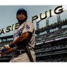 Yasiel Puig Perspectives Trading Card Single 2016 Topps #P7 Dodgers