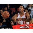 Rasheed Wallace Trading Card Single 1996-97 UD Collector's Choice #318 Blazers