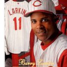Barry Larkin Trading Card Single 1994 Studio 168 Reds
