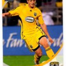Robbie Rogers Trading Card Single 2008 Upper Deck MLS #19 Crew