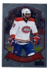 P.K. Subban Retro SP 2014-15 UD OPC Platinum #60 Canadiens