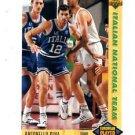Antonello Riva 1991-92 Upper Deck International Italian #114