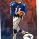 Drew Bledsoe Trading Card 1996 Skybox Premium #102 Patriots
